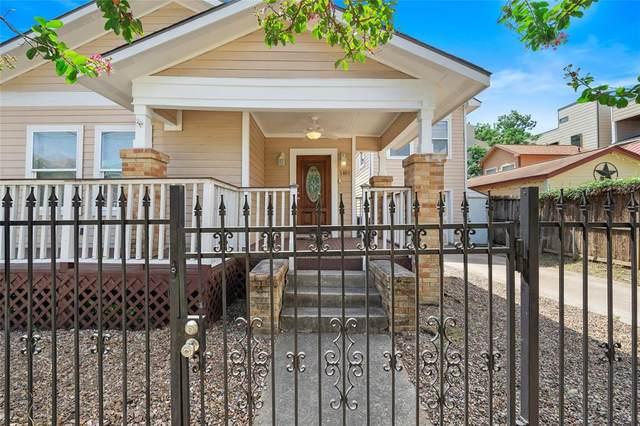 1401 Holly Street, Houston, TX 77007 (MLS #53406737) :: The Property Guys