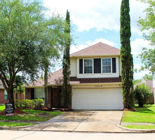 16130 Eaglewood Spring Court, Houston, TX 77083 (MLS #53413137) :: The Heyl Group at Keller Williams