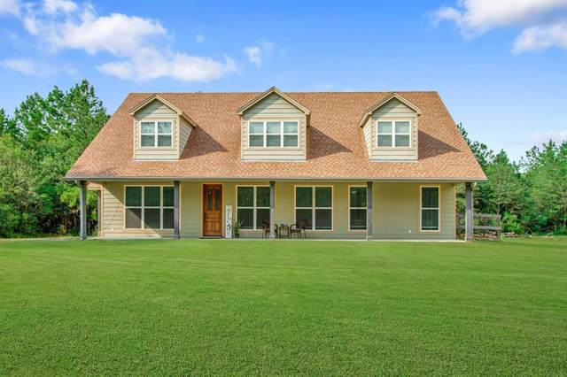 6938 Old Honey Island Road, Kountze, TX 77625 (MLS #53423512) :: The SOLD by George Team