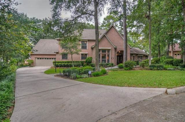 221 Springs Edge Drive, Montgomery, TX 77356 (MLS #53426151) :: The Home Branch