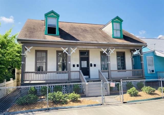 2213 Avenue K, Galveston, TX 77550 (MLS #5342841) :: The Property Guys