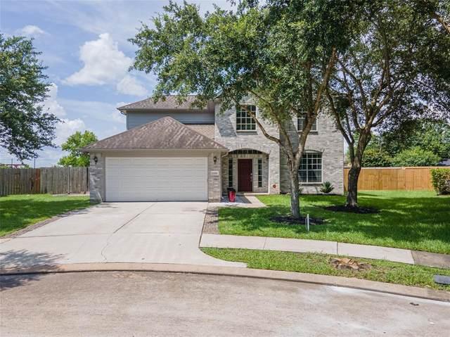 11103 Riverridge Park Lane, Houston, TX 77089 (MLS #53437276) :: Texas Home Shop Realty