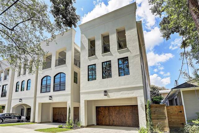 1120 W Drew Street, Houston, TX 77006 (MLS #53438264) :: The Heyl Group at Keller Williams