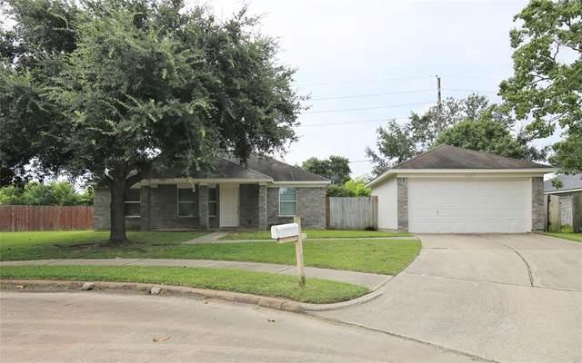 5237 Pinewood Terrace, Katy, TX 77493 (#53444663) :: ORO Realty