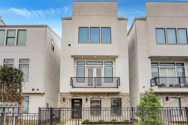5703 Larkin Street C, Houston, TX 77007 (MLS #53449358) :: Christy Buck Team