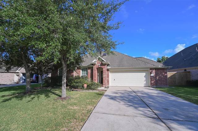 840 Crystal Bay Lane, League City, TX 77573 (MLS #53454754) :: Texas Home Shop Realty