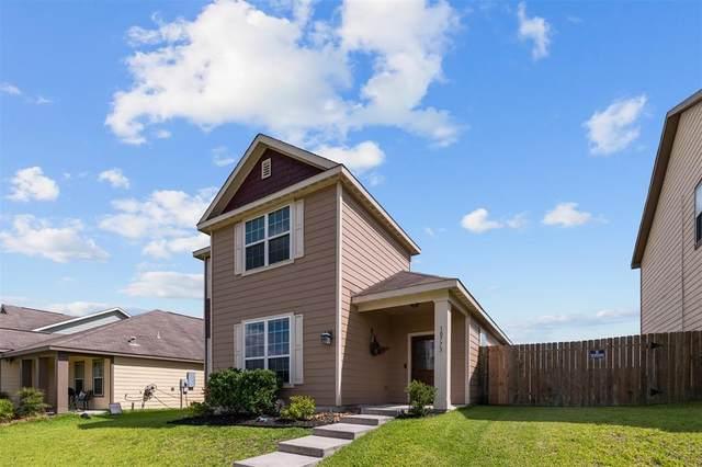 10773 S Lake Mist Lane, Willis, TX 77318 (MLS #53462909) :: My BCS Home Real Estate Group
