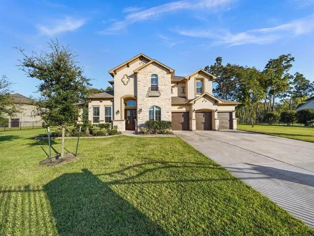 4626 Beekman Drive, Missouri City, TX 77459 (MLS #53466007) :: Caskey Realty