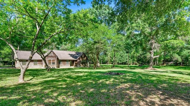 8631 Miller Road, Magnolia, TX 77354 (MLS #53472246) :: The SOLD by George Team