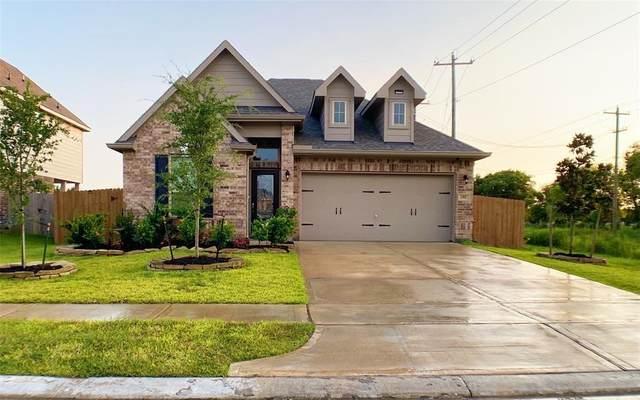 1517 Layne Street, Alvin, TX 77511 (MLS #53475557) :: The Freund Group