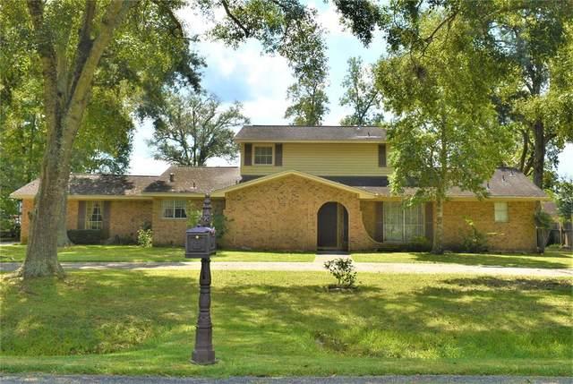 106 Bob White Lane, Liberty, TX 77575 (MLS #53481411) :: Connect Realty