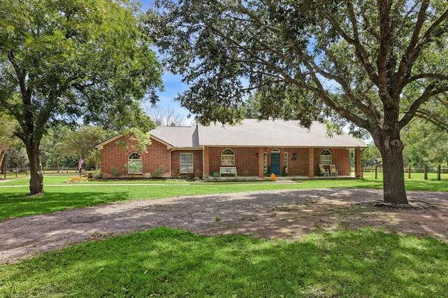 5203 Saddle Drive, Needville, TX 77461 (MLS #53487817) :: The Lugo Group