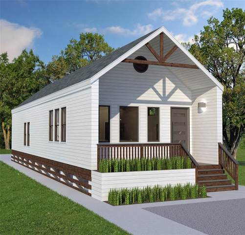 122 E 33rd Street, Houston, TX 77018 (MLS #53493168) :: Texas Home Shop Realty