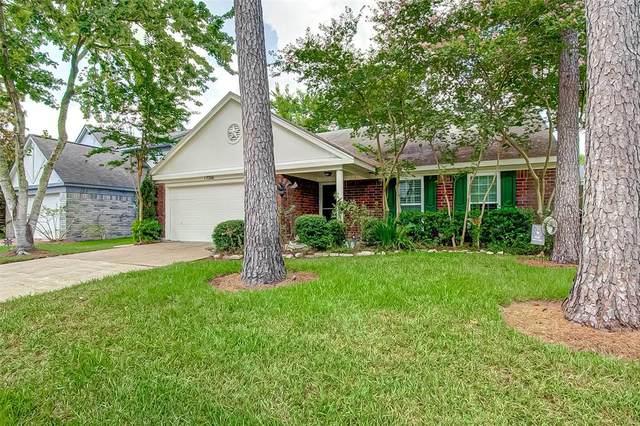 17006 Boyton Lane, Spring, TX 77379 (MLS #53494260) :: Green Residential