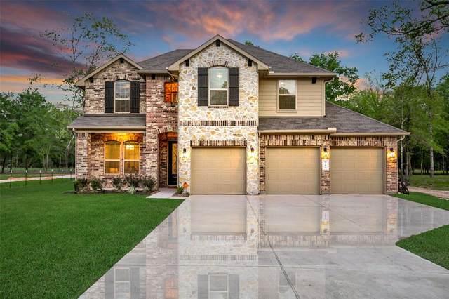 9187 White Tail Drive, Conroe, TX 77303 (MLS #53499383) :: NewHomePrograms.com LLC