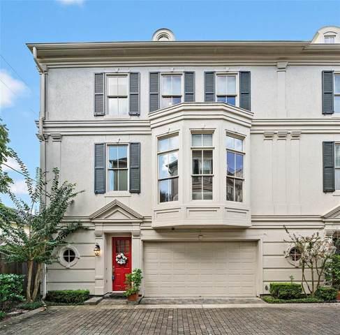 4007 Bellefontaine Street A, Houston, TX 77025 (MLS #53508658) :: Homemax Properties