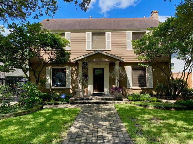 2334 Robinhood Street, Houston, TX 77005 (MLS #53523873) :: The SOLD by George Team