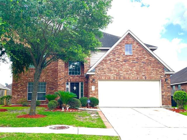 9422 Fawn Park Court, Humble, TX 77396 (MLS #53527771) :: The SOLD by George Team