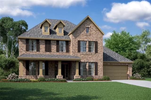 13502 Sandford Meadow Lane, Cypress, TX 77429 (MLS #53606475) :: The SOLD by George Team