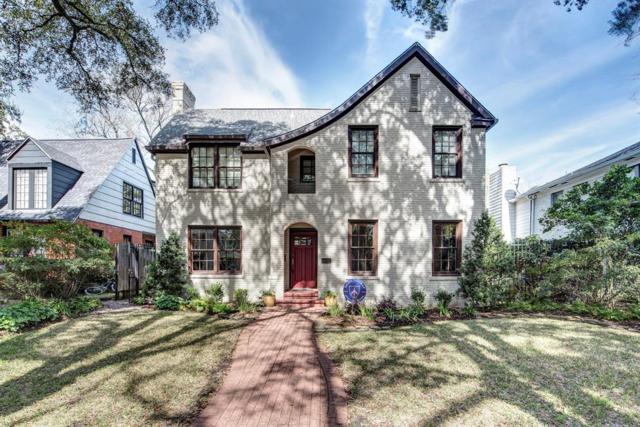2248 Robinhood Street, Houston, TX 77005 (MLS #53607293) :: Fairwater Westmont Real Estate