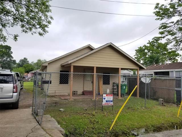 7205 Karnes Street, Houston, TX 77020 (MLS #53609118) :: Bray Real Estate Group
