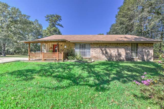 157 County Road 3252, Cleveland, TX 77327 (MLS #5361604) :: The Jill Smith Team