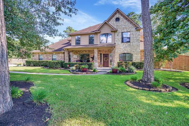 12703 Winchester Court, Magnolia, TX 77354 (MLS #53626031) :: The Lugo Group
