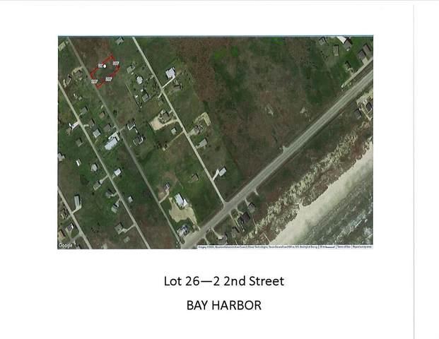 Lot 36-2 2nd Street, Galveston, TX 77554 (MLS #53626911) :: The Queen Team