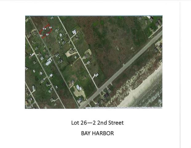 Lot 36-2 2nd Street, Galveston, TX 77554 (MLS #53626911) :: Christy Buck Team