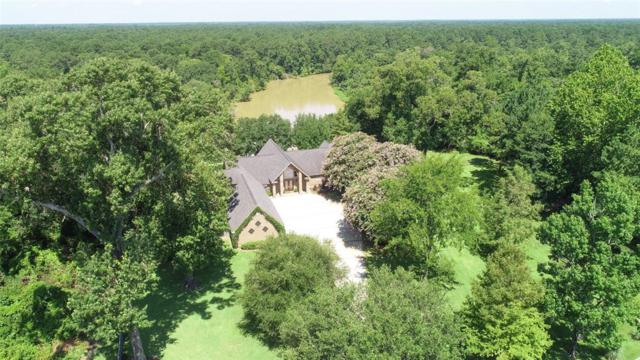 102 Commons Lake Drive, Huffman, TX 77336 (MLS #53629086) :: The SOLD by George Team