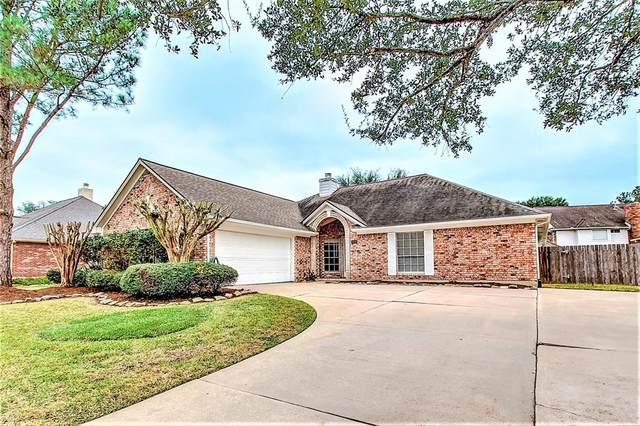 2203 Greenway Village Drive, Katy, TX 77494 (MLS #53644732) :: The Home Branch