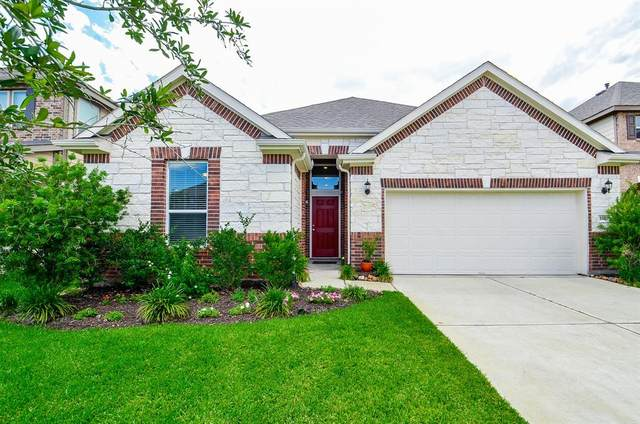 1410 Wheatley Hill Lane, Katy, TX 77494 (MLS #53647051) :: The Sansone Group