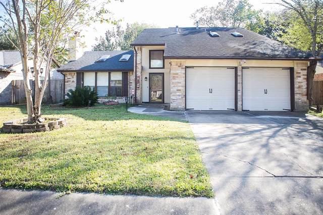 21435 Park Run Drive, Katy, TX 77450 (MLS #53656036) :: Caskey Realty