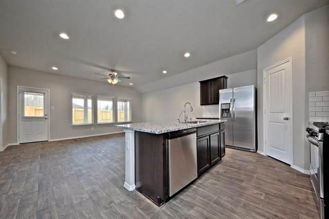 8503 Violet Hills Lane, Rosharon, TX 77583 (MLS #53680052) :: The Bly Team