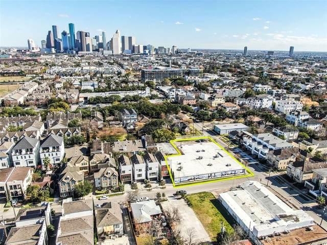 1324 W Clay Street, Houston, TX 77019 (MLS #53682081) :: Green Residential