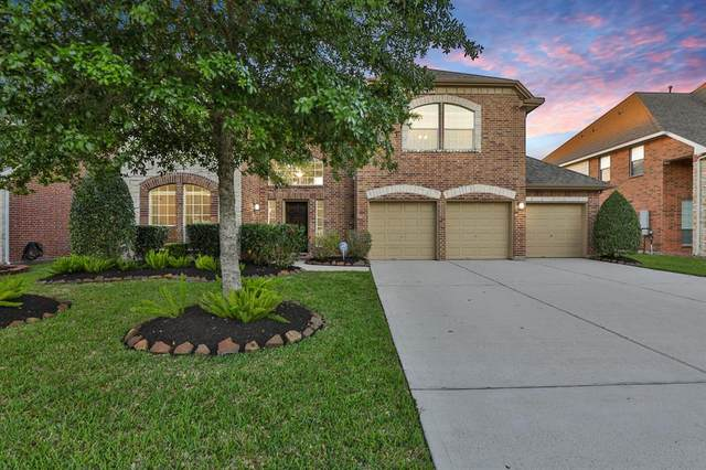 4414 Chevy Street, Friendswood, TX 77546 (MLS #53687417) :: The SOLD by George Team
