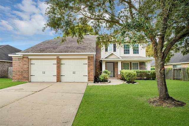 3915 Eastland Lake Drive, Richmond, TX 77406 (MLS #53688656) :: The SOLD by George Team