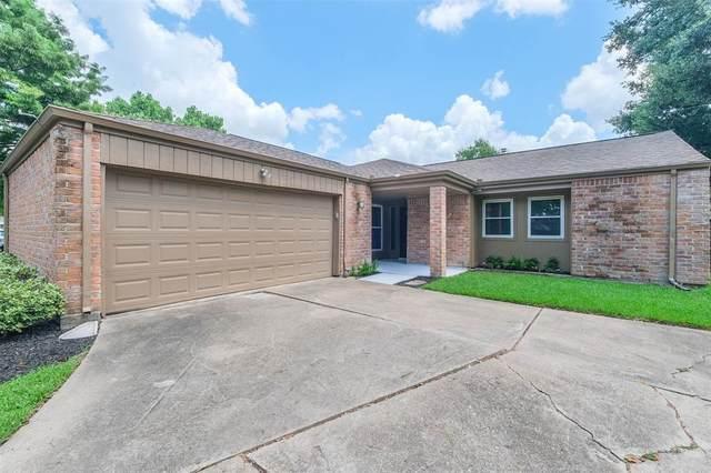 1623 Bradney Drive, Houston, TX 77077 (MLS #53710240) :: The Wendy Sherman Team