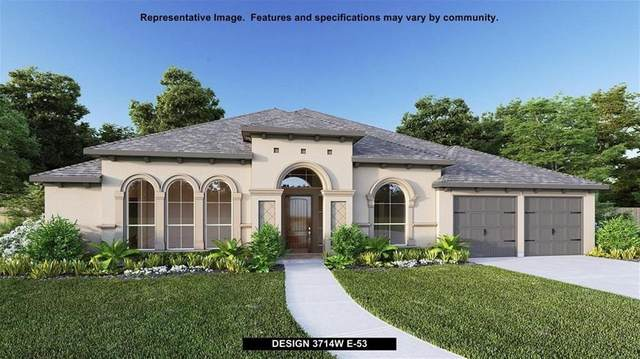 12210 Hickory Arroyo Drive, Humble, TX 77346 (MLS #53715594) :: The Freund Group