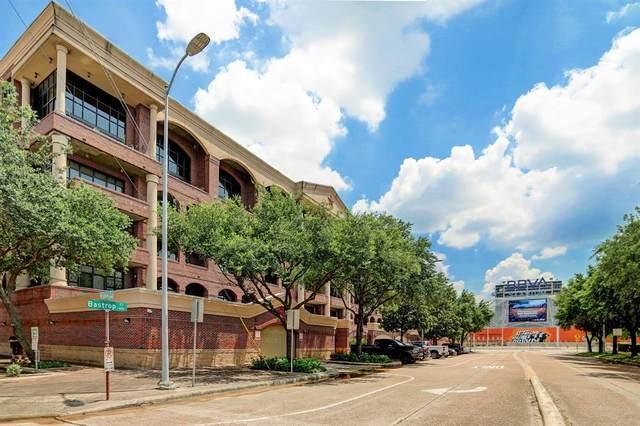505 Bastrop Street #403, Houston, TX 77003 (MLS #53723479) :: All Cities USA Realty