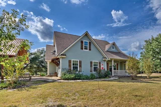 3520 Noak Road, Round Top, TX 78954 (MLS #53731051) :: Giorgi Real Estate Group