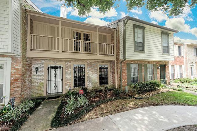 5801 Lumberdale Road #230, Houston, TX 77092 (MLS #53739698) :: Team Parodi at Realty Associates
