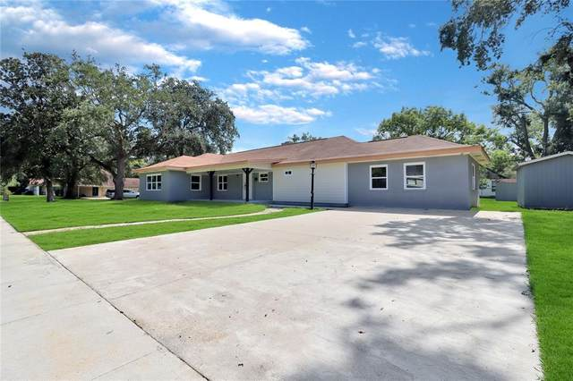 4550 Sunken Court, Port Arthur, TX 77642 (MLS #53752420) :: Caskey Realty