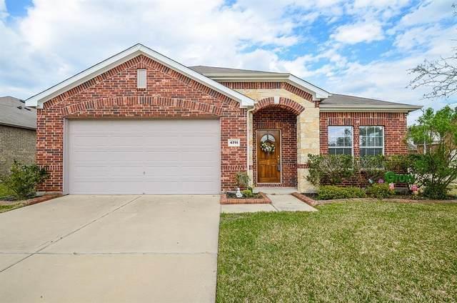 4711 Bellows View Drive, Katy, TX 77494 (MLS #53754935) :: CORE Realty
