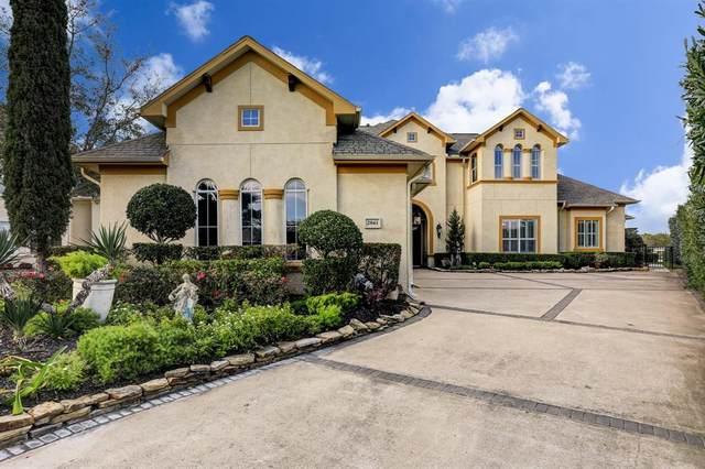 2841 Sea Channel Court, Seabrook, TX 77586 (MLS #53759094) :: Ellison Real Estate Team