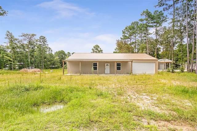 356 Wild Oak Drive, Huffman, TX 77336 (MLS #53761443) :: The Bly Team