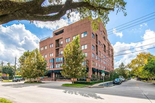 1111 Studewood Street #501, Houston, TX 77008 (MLS #53766624) :: Connect Realty