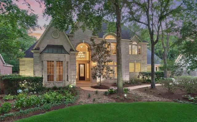 112 Wind Ridge Circle, The Woodlands, TX 77381 (MLS #53768466) :: Giorgi Real Estate Group
