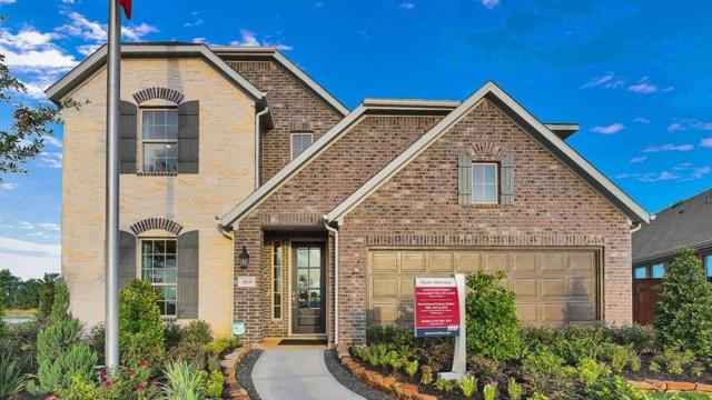 3831 Fleetwood Falls Lane, Spring, TX 77386 (MLS #53771787) :: Krueger Real Estate