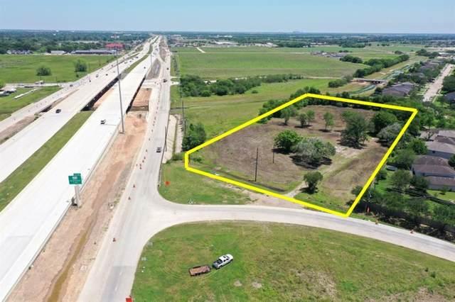 5955 Cottonwood School Road, Rosenberg, TX 77471 (MLS #53775916) :: Rachel Lee Realtor